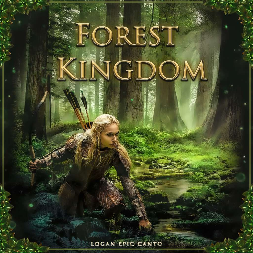 《Forest Kingdom》专辑封面