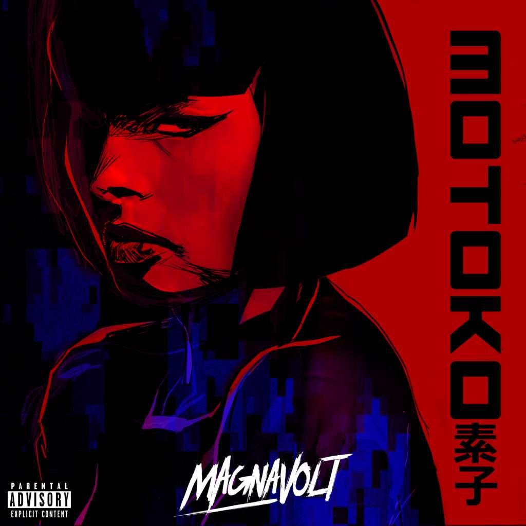 《Motoko》专辑封面